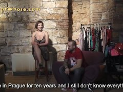 Porno casero con una tetona amateur
