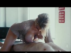 Busty Blonde Nude Massage For Money!!!!!!!