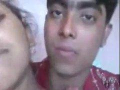 Gujarati college girl Puja free porn show for boyfriend