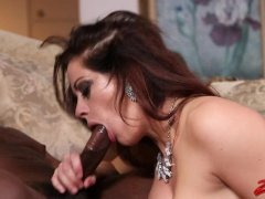 Hot Holly Heart Fucked Her Friends' BBC