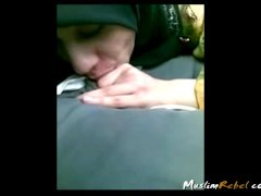 Indonesian Hijab Suck v 2