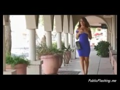Public Flashing and Sex Compilation 4