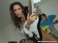 Denise Masino - POWER LACE Scene01 - Female Bodybuilder