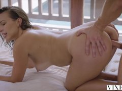 VIXEN Hot wife does the real estate agent