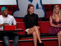 maria menounos, hot, chanel west coast, cleavage, ridiculousness2