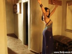 Teasing Dance From Indian MILF