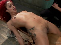 Hot Slut is Tortured and Fucked