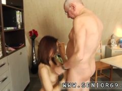 Japanese old man creampies young and ...