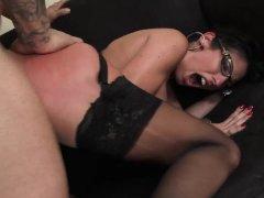 Office Hottie Dava Foxx Blows Her Boss