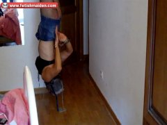 Upside down whipping