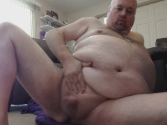 Fat cuckold tiny dick