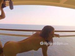 Sailing the mediterranean sea (TEASER)