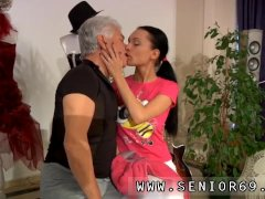 Gangbang hd and girl licks old mans ass