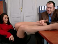 Fantasy Footjobs - Scene 6 - DDF Productions