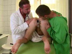 Mystery Clinic 2 - Scene 2 - DDF Productions