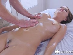 Passion-HD - Dillion Harper sexy wet massage