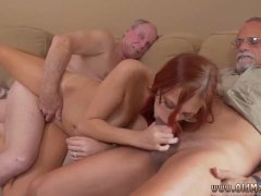 Old man licking pussy first time Frankie