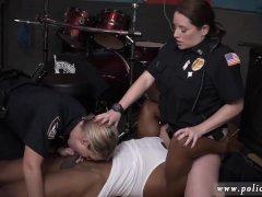 Busty lesbian cop and bondage grope cop xxx