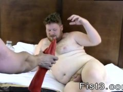 Anal fisting try first time and gay fist