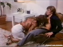 Classic anal fucking for busty Veronica Hart