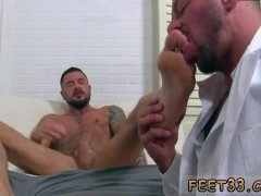 White gay dick feet movies Dolf tells Hugh