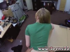 Fake agent cute teen and anal mature