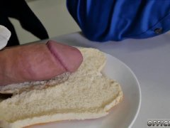 Straight men sucking toes turns gay sex The