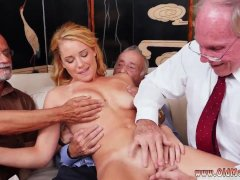 Hung stud Frankie And The Gang Tag Team A