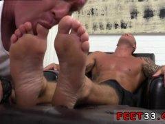 Gay foot fetish thumbs xxx Dev Worships