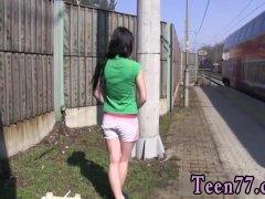 Hood ebony teen gangbang amateur and teen