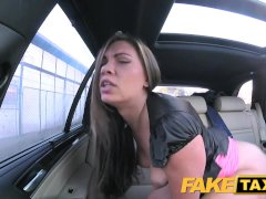 Fake Taxi Back ally fuck for hot nymphomaniac