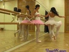 Big tit asian blowjob hot ballet lady orgy