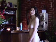 SHY COLLEGE GIRL FIRST TIME STRIPPING DOWN FOR HER FRIENDS
