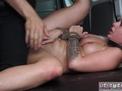 Anal squirt hd bondage first time These