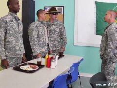 Boy cum free  gay Yes Drill Sergeant!
