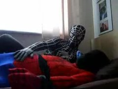 Venom's revenge against spiderman