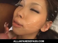 Teen Mimi does a great job sucking on a dick
