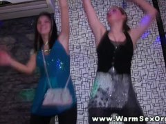 Hot real amateur babes fucked