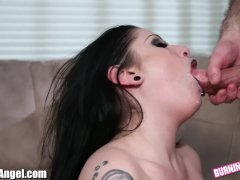 BurningAngel Curvy Goth DP'd