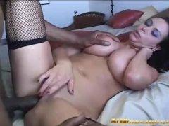 interracial anal sex brunette girl big tits