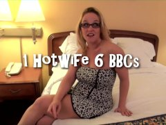 1 Hotwife 6 BBCs