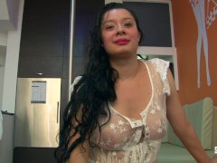 Torbe presenta : Squirting de latina con sexo duro y anal - Sexo vaginal Video XXX