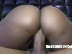 booty banged bbc dominican macana man