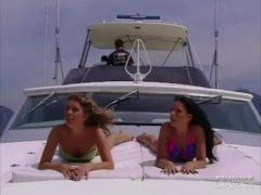 PrivateClassics com - DP Orgy in a Millionaire's Ship