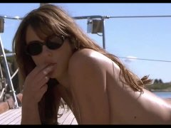 Elizabeth Hurley Nude Boobs In The Weight Of Water Movie