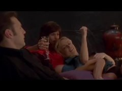 For this threesome sex scene can be said that Sharon found the perfect part