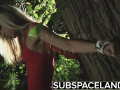Bonita gamberra follada y atada con nudos de bondage. | Sexo vaginal Video