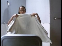 Krista Allen Nude Sexy Boobs In Haunted Sea Movie
