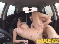 Fake Driving School Jasmine Jae fully naked sex