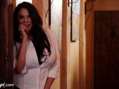 MommysGirl Latina Stepmom Eats Out Uma Jolie